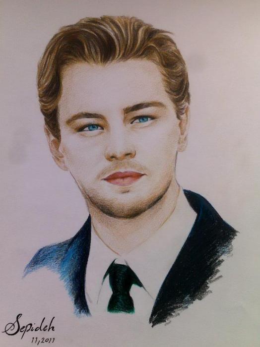 Leonardo DiCaprio by 3pde